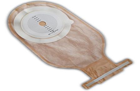 Стомный мешок, открытый, непрозрачный, отверстие 15-60 мм
