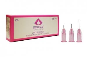 MESORAM Игла для микроинъекций и мезотерапии 32G 0.23х4