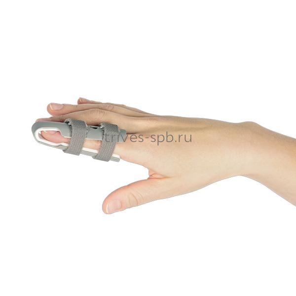 Бандаж на палец верхней конечности. Т.38.42  (Тутор)