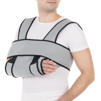 Бандаж фиксирующий на плечевой сустав  (Повязка Дезо) Т-8101_0