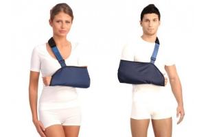 Бандаж поддерживающий на плечевой сустав (косынка) Т-8102_1