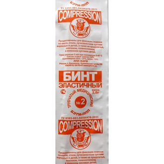 Бинт эластичный трубчатый медицинский БЭТМ-ЛПП (фасованный, весовой)