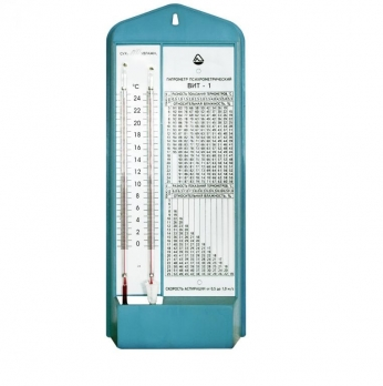 Гигрометр психрометрический ВИТ-1 (0...+25)