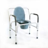 Кресло-туалет с санитарным оснащением HMP-7007L