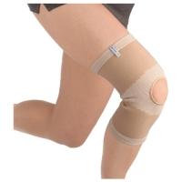 Бандаж компрессионный на коленный сустав бежевый (РК К04)