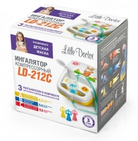 Ингалятор компрессорный Little Doctor 212C