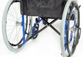 Кресло-коляска универсальная активная (сталь) арт.FS901 (MK-010/46)_2