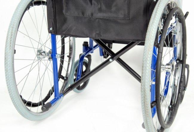 Кресло-коляска универсальная активная (сталь) арт.FS901 (MK-010/46)