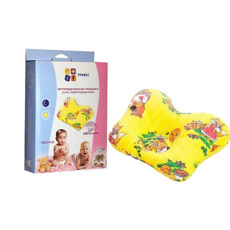 Ортопедическая подушка для младенцев Т.110