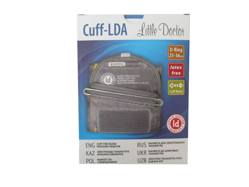 Манжета Little Doctor Cuff-LDA