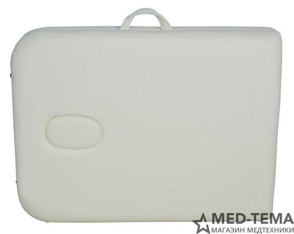 Массажный стол складной алюминиевый Med-Mos JFAL01A 2-х секционный_1