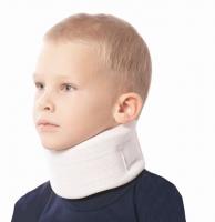 Бандаж для фиксации шейного отдела позвоночника для детей ТВ-002