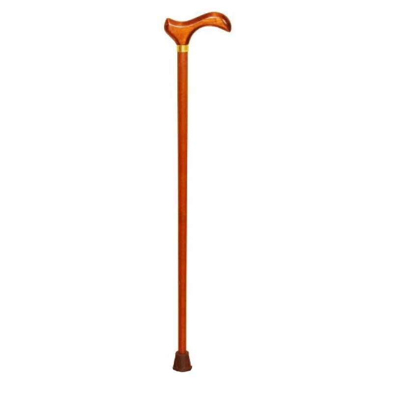 Трость дубовая с деревянной ручкой ТДК-900