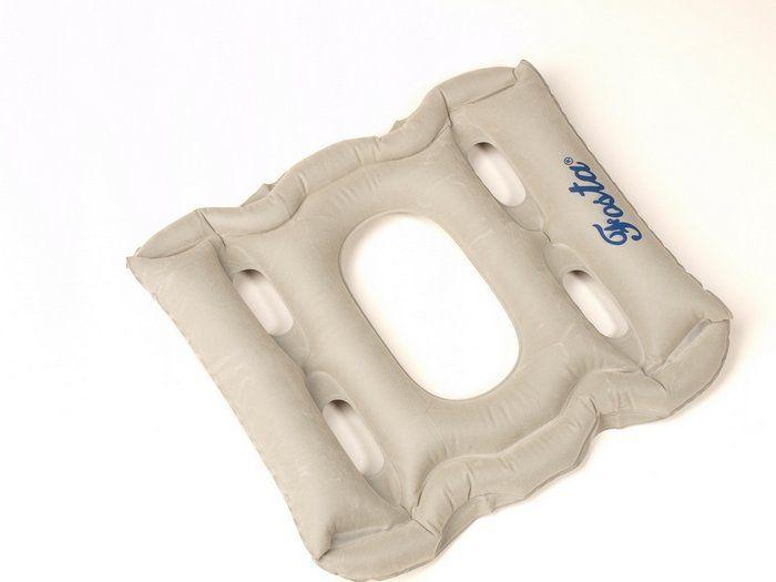 Подушка ортопед.надувная с противопролежн. эффектом F-8055