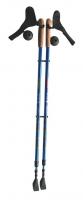 Трость для скандинавской ходьбы Е0673 (110-140см)