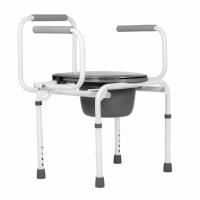 Кресло  инвалидное с санитарным оснащением Ortonica ТU 3 (56 см)