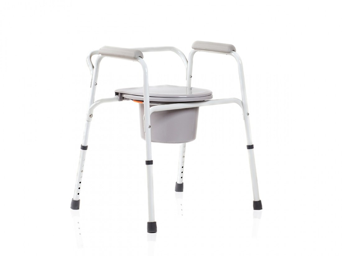 Кресло  инвалидное с санитарным оснащением Ortonica ТU 1