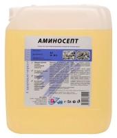 Аминосепт дезинфицирующее средство 5 л