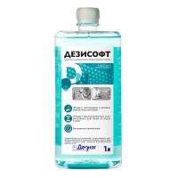 Дезисофт дезинфицирующее жидкое мыло - 1 л