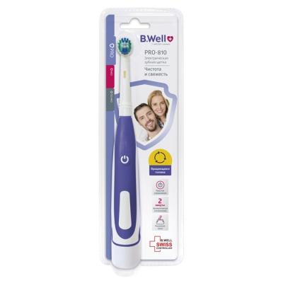 Электрические зубная щетка B.Well PRO-810