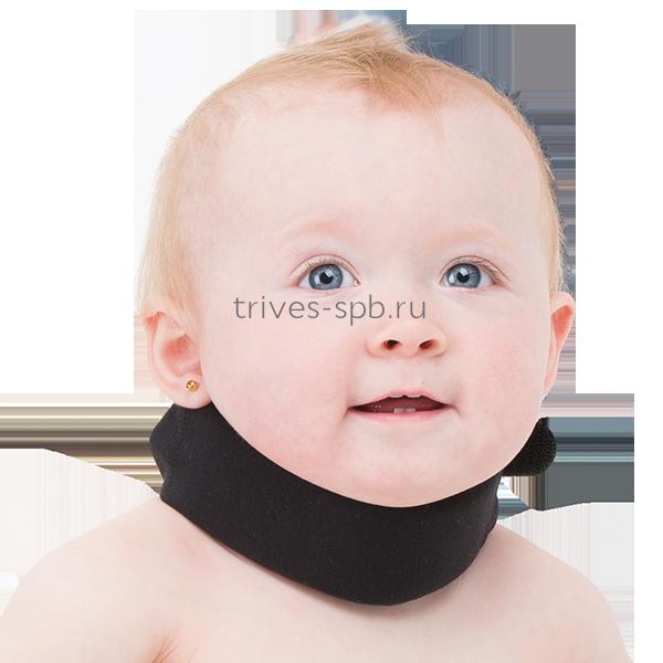 Бандаж на шейный отдел позвоночника для новорожденных ТВ-000 3,5 см