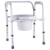 Кресло-туалет Nova складной_1