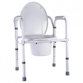 Кресло-туалет Nova складной