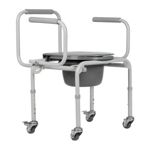 Кресло  инвалидное с санитарным оснащением Ortonica ТU 8