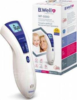 Бесконтактный инфракрасный термометр WF-5000 B.Well