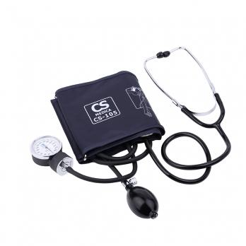 Тонометр механический CS Medica CS-105 (со встр. фонендоскопом)