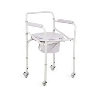 Кресло-коляска FS692-45 с санитарным оснащением